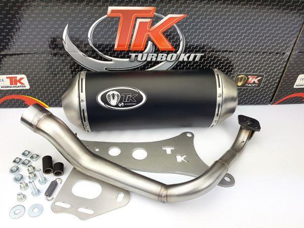 Turbo Kit GMax Sport Auspuff Honda Lead 100 JF11 2003 bis 2007 AC 4T