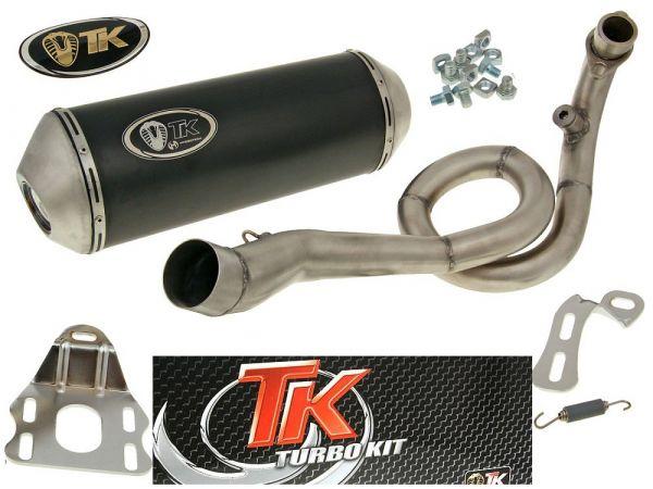 Auspuff Turbo Kit GMax Sport GILERA NEXUS RUNNER VX VXR VR 125 200 4T