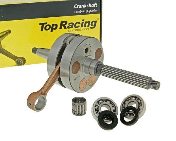 Kurbelwelle HPC Jasil Top Racing 55MM HUB +3 MM Piaggio 125 2T AC