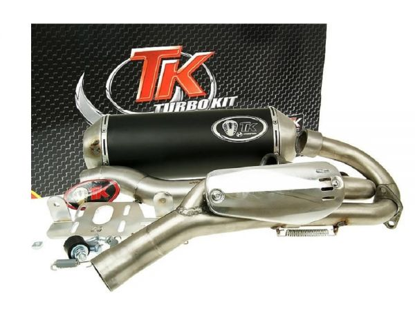Turbo Kit Quad / ATV Sport Auspuff Yamaha YFM 700 Raptor 06-14