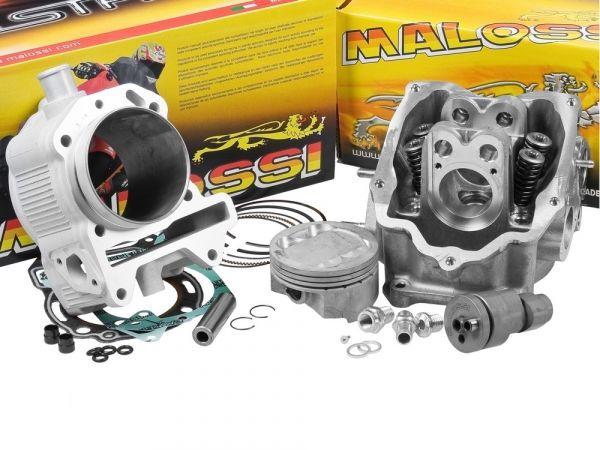 Zylinder Malossi Racing Power Cam 218ccm APRILIA GILERA 125 180 200