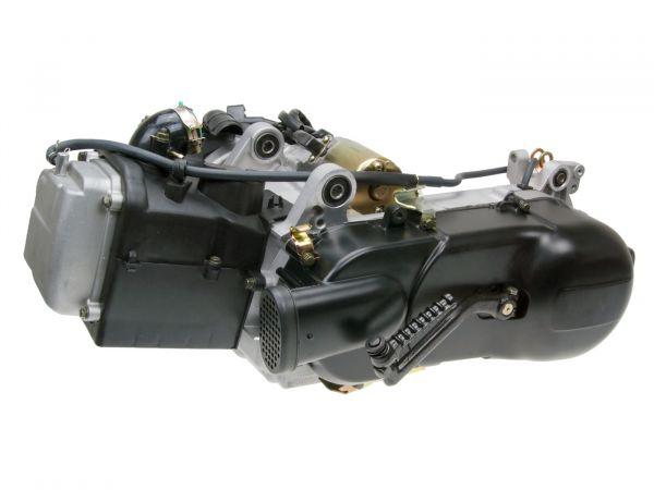 Komplettmotor Motor Komplett 125ccm 743mm Baotian Kymco REX GY6 4T