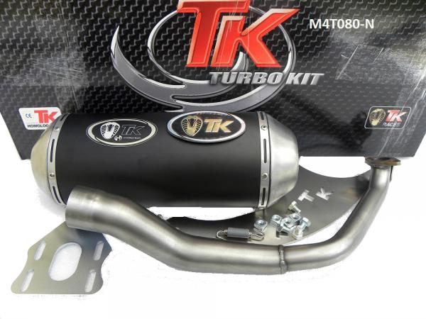 Turbo Kit TK GMax Sport Auspuff für Daelim Besbi 125 4T 2007-2018