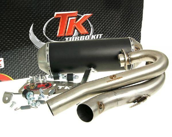 Turbo Kit Sport Quad / ATV Sport Edelstahl Auspuff Suzuki LTR 450 4T