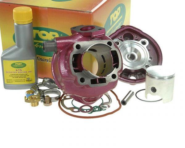 Zylinder Top Performances 70ccm Due-Plus Aprilia Access Yamaha LC 50