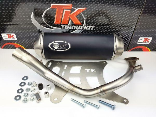 Turbo Kit GMax Sport Auspuff Kymco Grand Dink BETWIN Daelim S2 250 4T