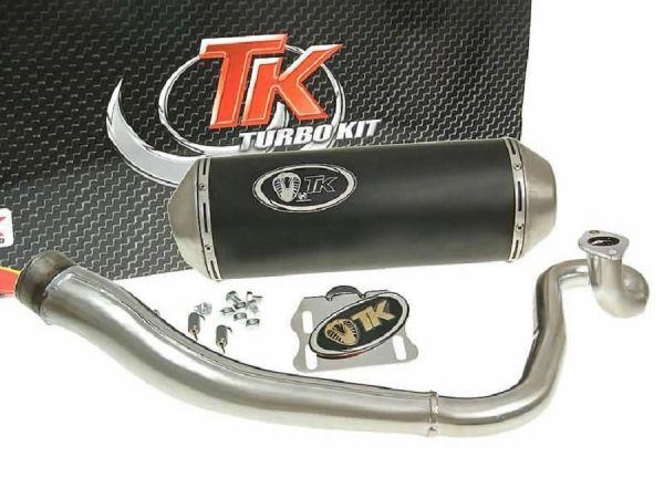 Turbo Kit TK GMax Sport Auspuff Vento Strada Phantom 125 4 Takt 4T