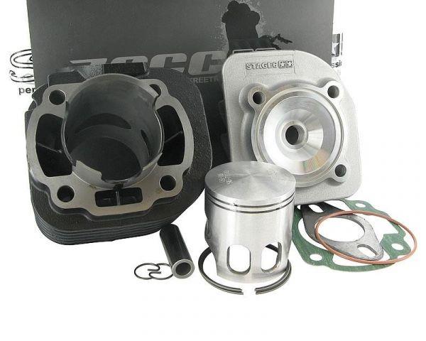 Zylinder Stage6 Streetrace Sport 70ccm 12mm CPI Explorer Keeway 2T 50