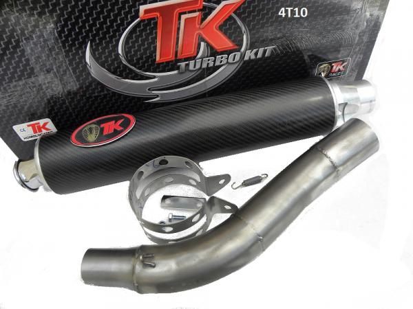 Auspuff Sport Turbo Kit Road 4T GC YAMAHA FZS FAZER 1000 -03