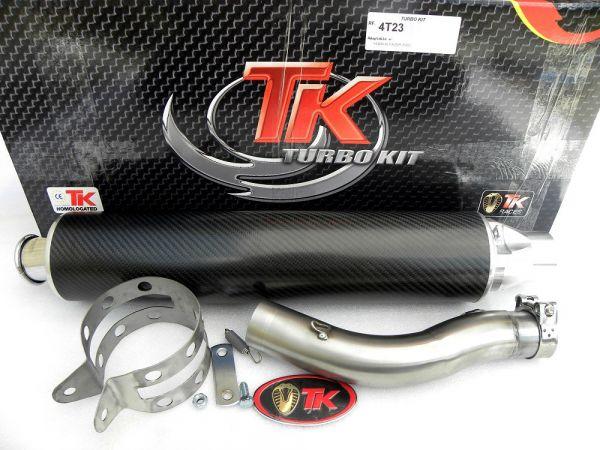 Turbo Kit Road 4T GC Sport Auspuff für Yamaha Fzs Fazer 600 03 - 04