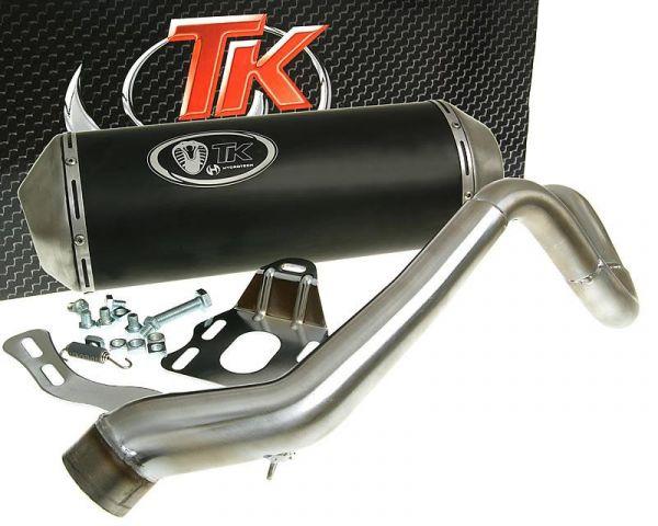 Turbo Kit GMax Sport Auspuff HONDA PCX ESP 125 12 15 4T ohne Lambda