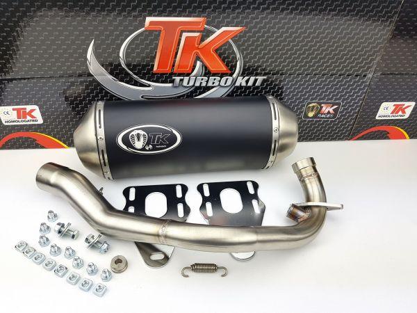 Turbo Kit Max Auspuff Piaggio Vespa Granturismo GTS GTV GT60 250 300ie