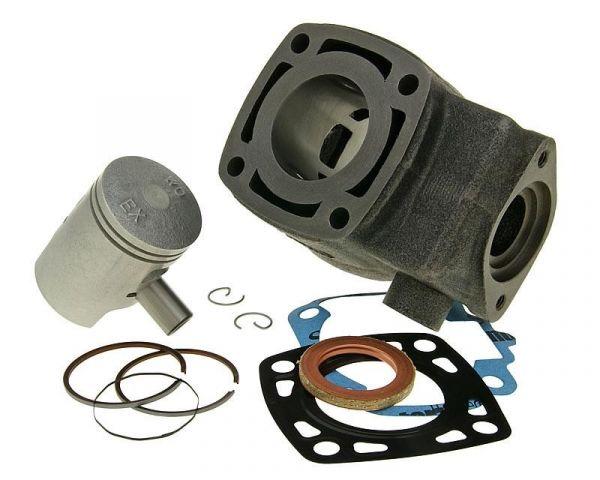 Zylinder 50ccm Kymco Super 9 LC Dink (Bet & Win) Wassergekühlt LC 50