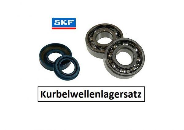 Kurbelwellenlagersatz SKF Piaggio APE Vespa PK XL1 XL2 50 AC 2 Takt