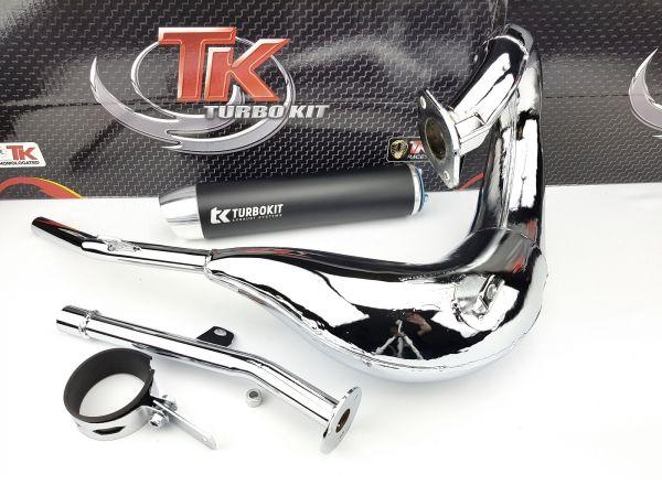 Turbo Kit Cross Sport Auspuff Yamaha DT 125R 125 R X Enduro 2T 03-13