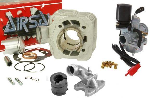 Zylinder Airsal ALU Sport 50ccm Peugeot Splinter Squab TKR Metal-X 50