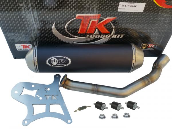 Turbo Kit GMax Auspuff Suzuki Burgman 400 AN400 4T 03-06 K3 K4 K5 K6