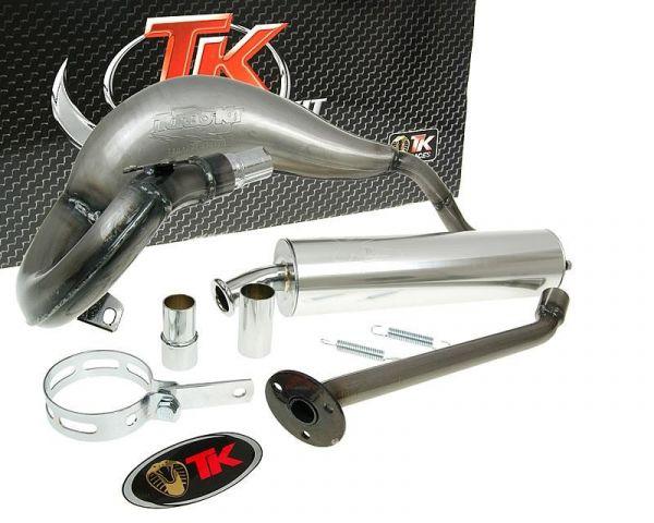 Sport Auspuff Turbo Kit Bufanda R für HM-Moto-CRE Enduro 50 AM6 ab 06