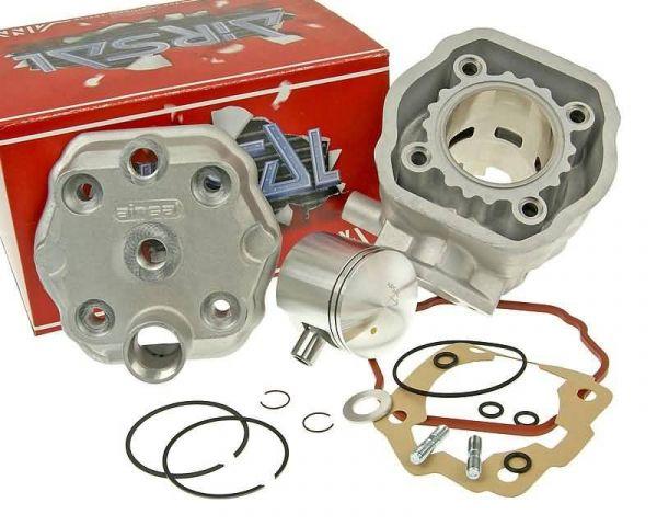 Airsal ALU Racing 80ccm Zylinder Derbi GPR Senda Gilera EBS / EBE 50