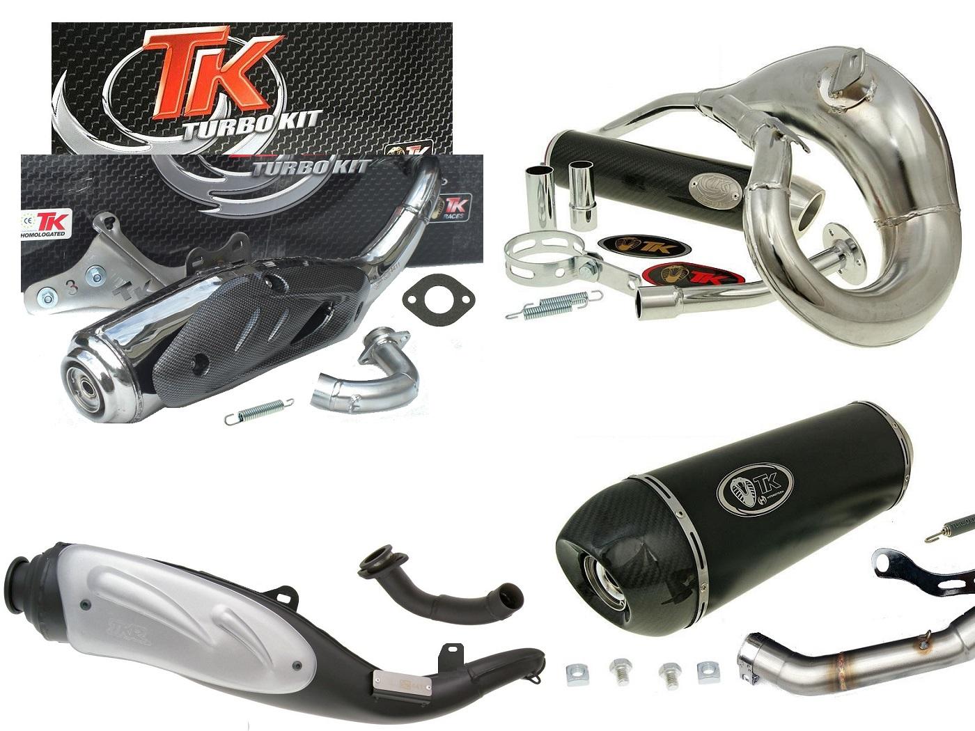 Auspuff TECNIGAS E Nox Sherco 50 SM SE R Sport Auspuffanlage Schalt Moped Tuning