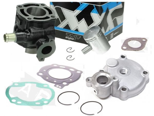 Zylinder 50ccm Sport Aprilia SR Di Suzuki Katana Zillion Morini LC 2T