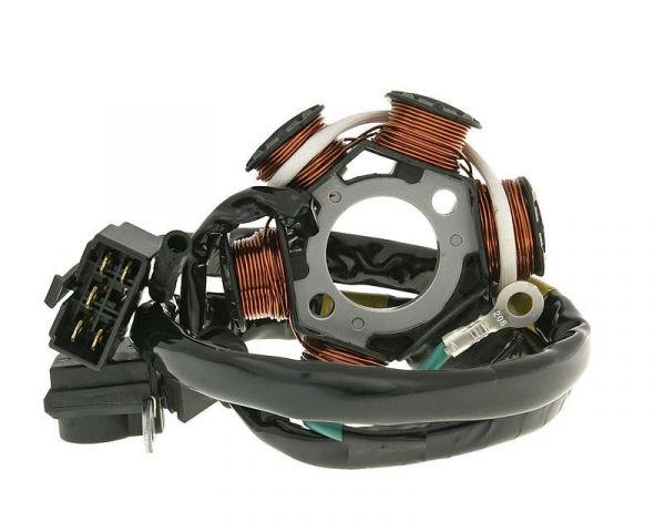 Lichtmaschine Stator Kymco Curio DJ Fever ZXI ZXII KB Scout K12 50 2T