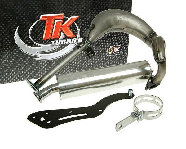 Turbo Kit Bajo R Sport Auspuff Suzuki Street Magic TR50 50 2T