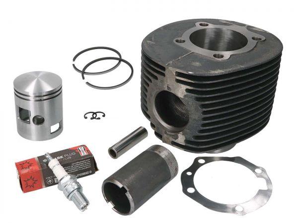 Zylinder 200ccm 2T EVOK Piaggio Vespa Cosa PX Rally 200 AC 2 Takt