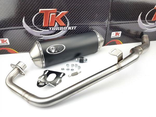 Turbo Kit Road Sport Auspuff Honda CBR 125 R 04 05 06 07 08 09 10 125i