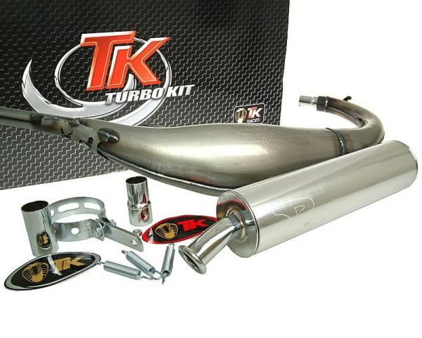 Turbo Kit Road R Sport Auspuff Motorhispania RX50 50 AM6 H10071