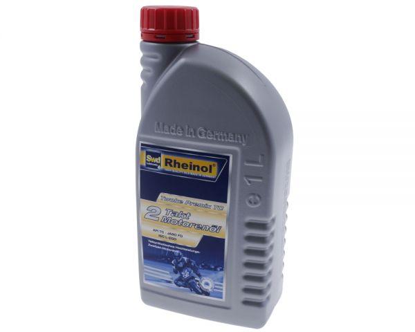 1 Liter 2-Takt Mischöl Roller Halbsynthetisch Öl Teilsynthetisch 2T