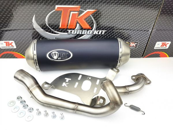 Turbo Kit Sport Auspuff Escape CSR MAX Kleenex MTR Yamaha Chino 250 4T