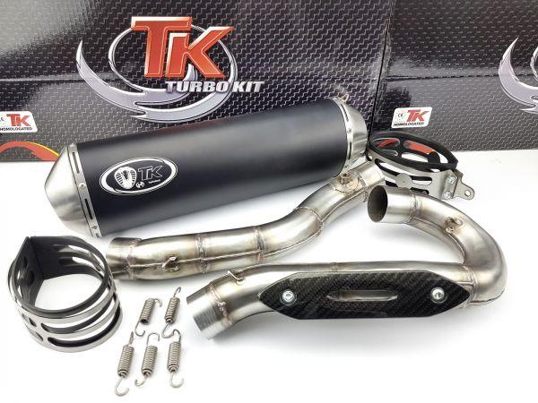 Turbo Kit Sport Auspuff Edelstahl KTM SMR SX EXC HUSQVARNA FS 450 500