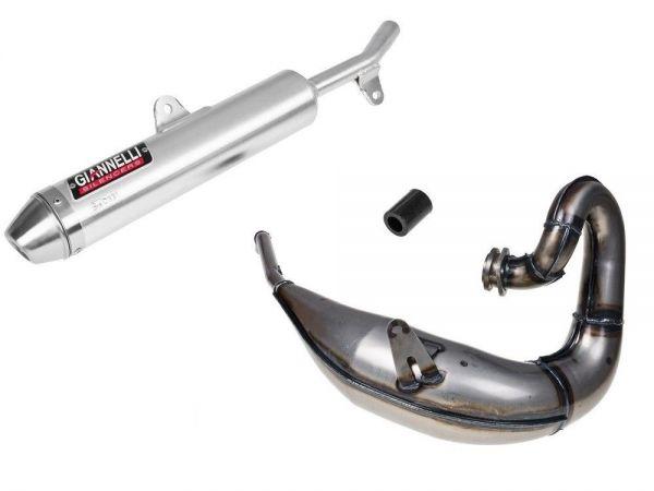 Auspuff Giannelli Enduro Sport Yamaha DT125R 125X SM DT 125R 125 2T