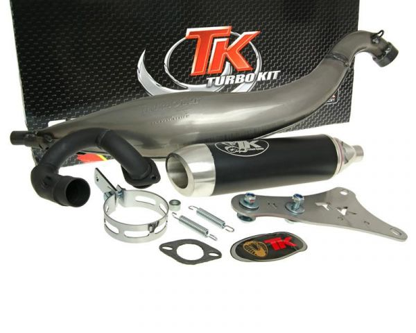 Turbo Kit Quad / ATV Sport Auspuff Adly Her Chee Herkules ATV 50 V 2T