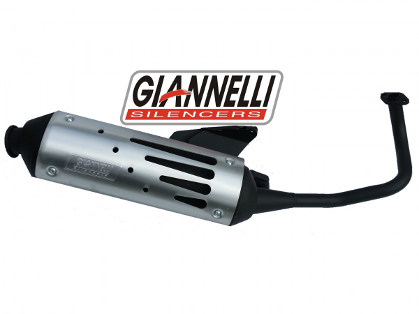 Auspuff Giannelli Freeway KYMCO Dink LX Bet &Win 150 4T 00-01 4 Takt