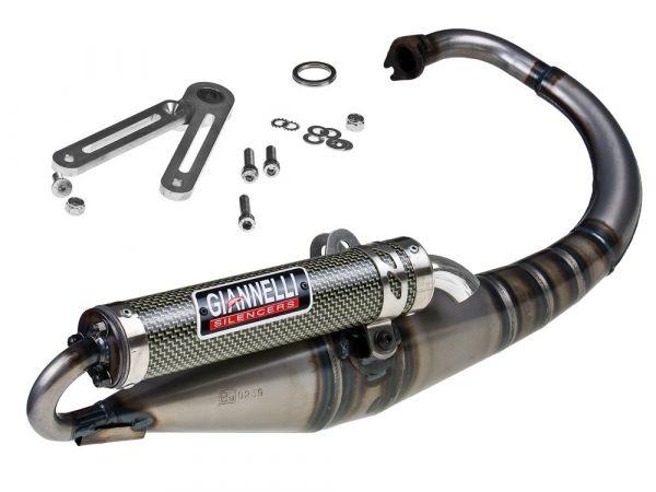 Auspuff Giannelli Reverse Kevlar HONDA X8R-X S AF49 50 2T Rennauspuff