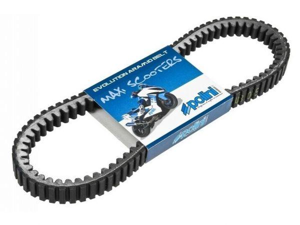 Keilriemen Polini Maxi Bando VS Belt YAMAHA T-Max 500 500i 4T