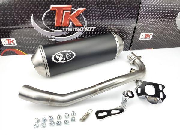 Turbo Kit GMax Sport Auspuff GILERA NEXUS RUNNER VX VXR VR 125 200 4T
