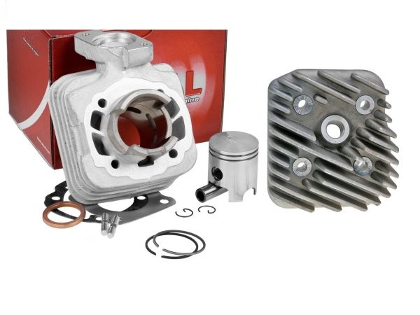 Airsal 50ccm Sport Zylinder + Kopf Peugeot Vivacity Ludix Speedfight 3
