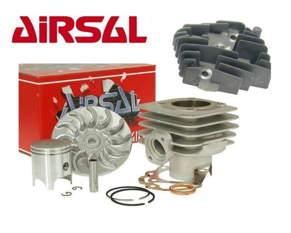 Zylinder Airsal ALU Sport 70ccm Honda Vision Scoopy Lead SH 50 AC 2T
