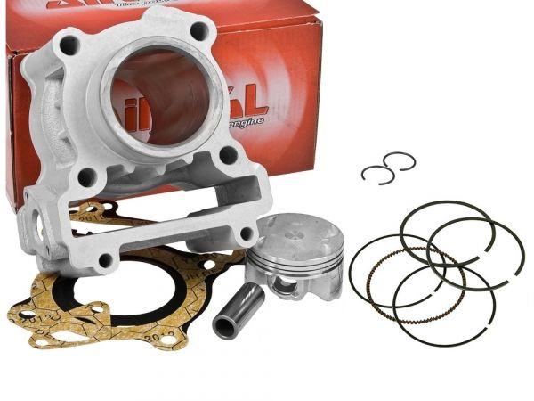 Zylinder Airsal Sport ALU 125ccm Rieju RS3 Yamaha WR 125 R YZF R 4T LC