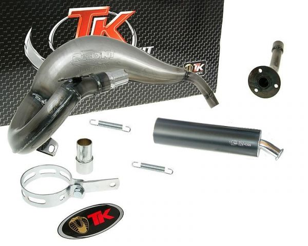Turbo Kit Bufanda R Auspuff Motorhispania Furia 6V Peugeot XP6 50 AM