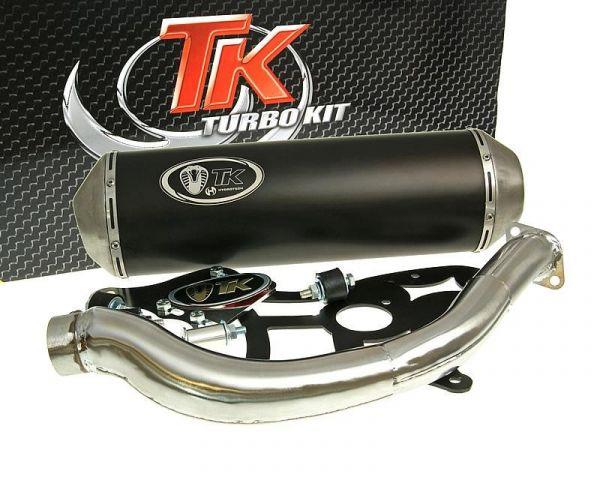 Turbo Kit GMax Sport Auspuff Suzuki Burgman 400 AN400 4T 98-02