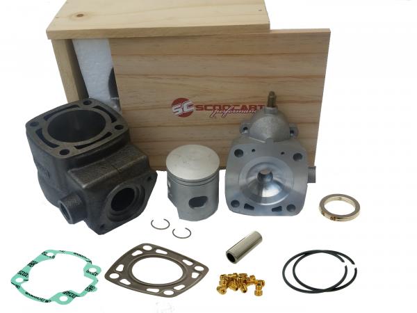 Zylinder 70ccm Sport SET Kymco Super 9 Dink Bet & Win LC 2T 50 2 Takt