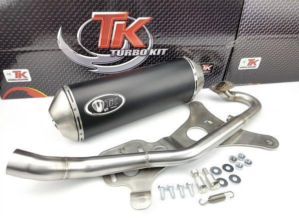 Turbo Kit G Max Sport Auspuff Kymco Grand G Dink 12-19 300 300i 4T