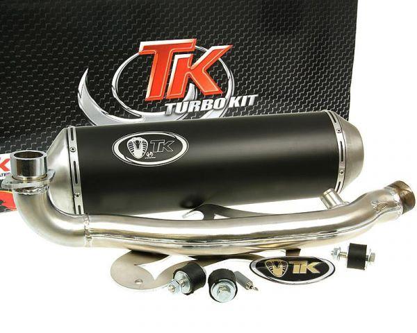 Auspuff Turbo Kit GMax Sport für Suzuki-Burgman 400 AN400 4T 07-16