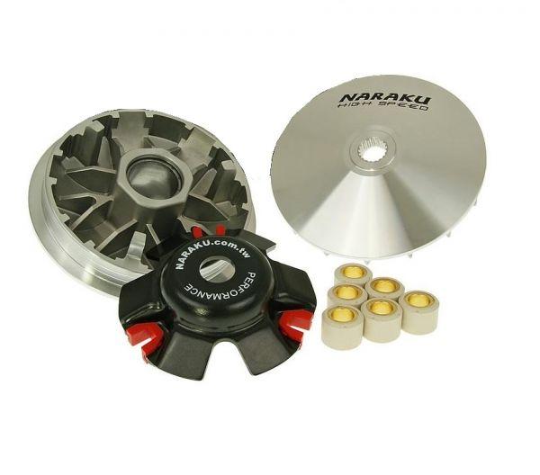 Variomatik NARAKU Maxi-Speed Racing Kymco Baotian Rex Kymco GY6 125 4T