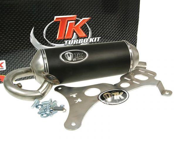 Auspuff Turbo Kit GMax Sport Kymco Xciting 250 SA50AA SB50AD Vergaser