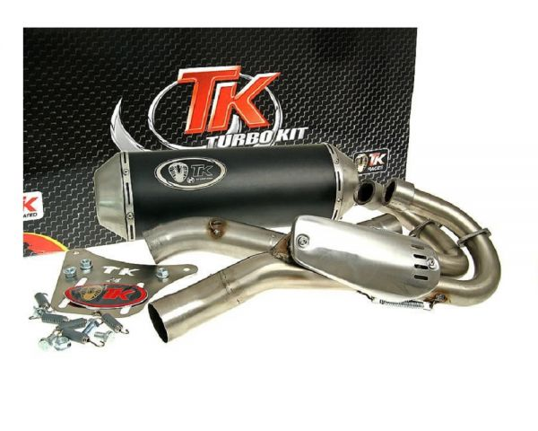 Turbo Kit X-Road 2-in-1 für QUAD Auspuff Yamaha YFM 660R Raptor LC 4T